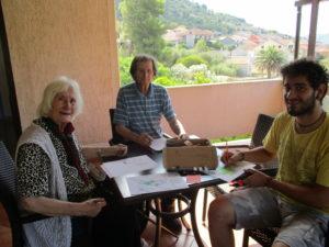 Kreativne radionice u sklopu projekta Aktivno starenje