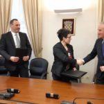 Potpisan ugovor sa izvođačem radova za projekt Energetska obnova zgrade Doma za starije osobe Vela Luka